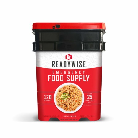 ReadyWise 120 Entree