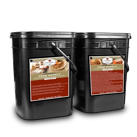 Wise Survival Food 240 Servings Bucket