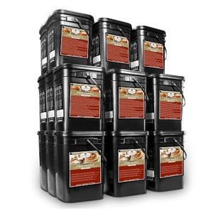 Wise 2880 Serving Package of Long Term Survival Food
